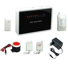 gsm alarm security system for building