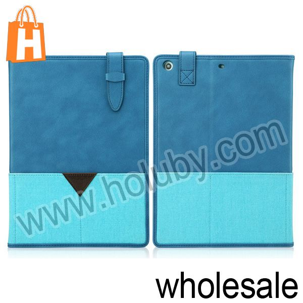 for iPad Air/iPad 5 Smart TPU+Leather Case