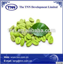 High puity 100% pure green coffee bean extract manufacturer
