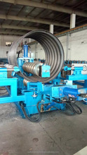 2015 Hot Sale! Fully Automatic Corrugated Culvert Pipe Roll Forming Machine