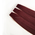 double drawn human hair seamless tape hair extensions