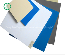 High precision cnc machining custom plastic sheet pvc sheet roll pvc plastic sheet