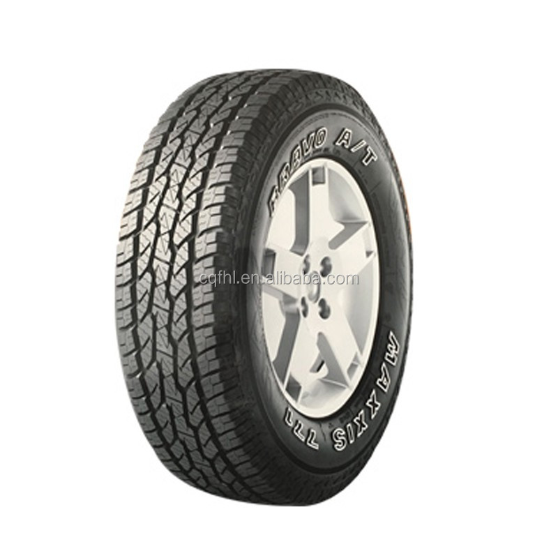 MAXXIS Chinese Famous SUV Tyres Comfortable 235/75R15 109S AT771