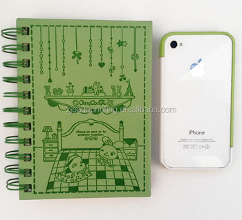 low price wholesale custom Coil notebook