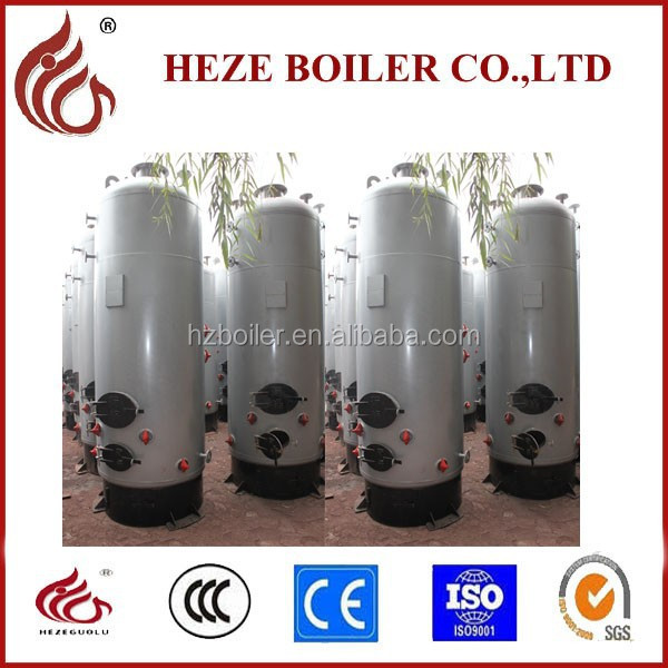 Small scale industry 500kg coal fired steam boiler indonesia