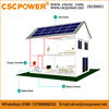 CSCPOWER 10kw off grid solar pv system price