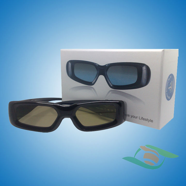 low price 3d glasses dlp link 3d glasses clip on active 3d glasses,