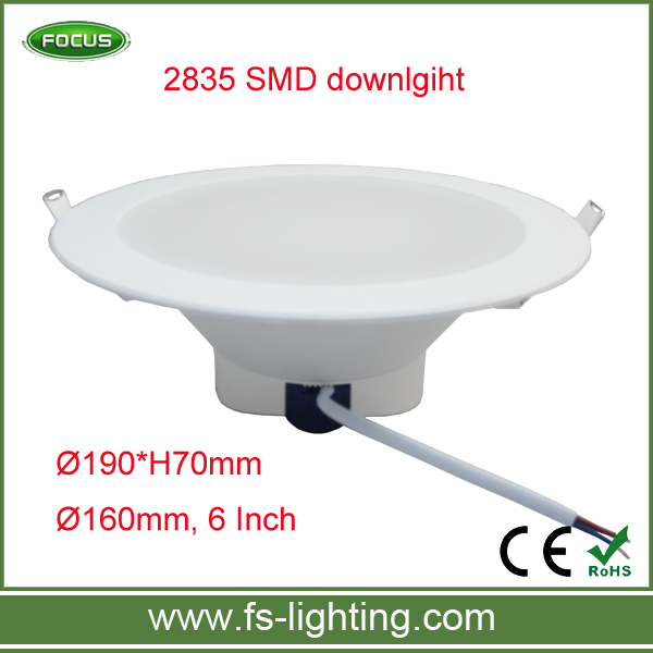 cob 12w led down light hot sale led 12 wats down light manufacture 12W led <strong>downlight</strong>