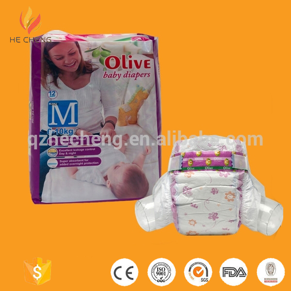 Disposable Baby Diapers Made in Germany