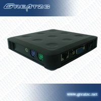 Industrial PC Embeded Linux Cloud Computing Server Supporting 100 Users Mini PC Station