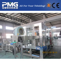 Carboanted drink filling machine / soft drink carbonator / water chiller