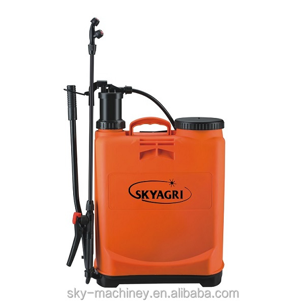 agriculture insecticide spray pump 20lt egypt hand high efficient sprayer