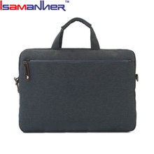 Pro laptop briefcase sleeve, women trendy portable laptop sleeve 15.6