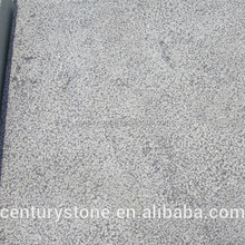 Blue Limestone Bush Hammered Outdoor Floor Tile