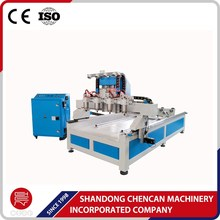 China 3D Cylindrical 4 Axis Wood Cnc Engraving Machine Router