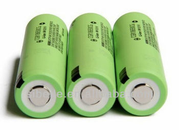Panasonic CGR18650CG 3.6v 2250mAh battery cell/panasonic cr2032 lithium battery/panasonic 36v 10ah battery