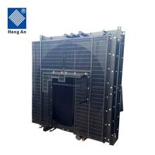 High performance radiator for Cummins diesel engine generator set 6CTA8.3-G2 144KW 180KVA/160KW 200KVA made in China Shandong