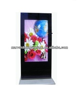 outdoor 72 inch retail advertisement screen advertisement lcd sign