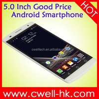 "Good Quality Low Price Smart Android Phone Star G4 5.0""inch MTK6572 Dual Core Dual SIM Card Double Cameras Android Smart Phone"