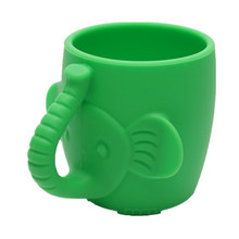 ICTI certificated custom made personalized Plastic elephant shape Cups For Toddlers or kids
