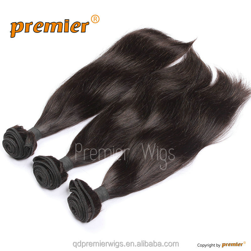 Wholesale human hair for real brazilian hair factory in China