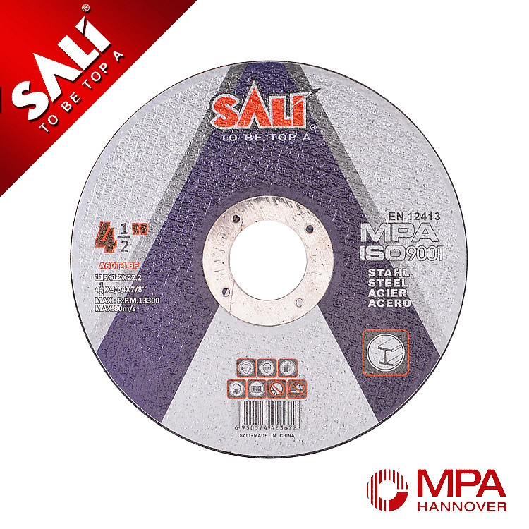 4'' diamond cutting blade, small cutting disc for metal