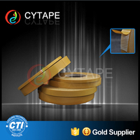 to rough surfaces decorative self adhesive fiberglass mesh tape