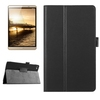 Factory Price 2 Folding Flip Leather Flip Cover for Huawei MediaPad M2 Case with Sleep / Wake-up Function