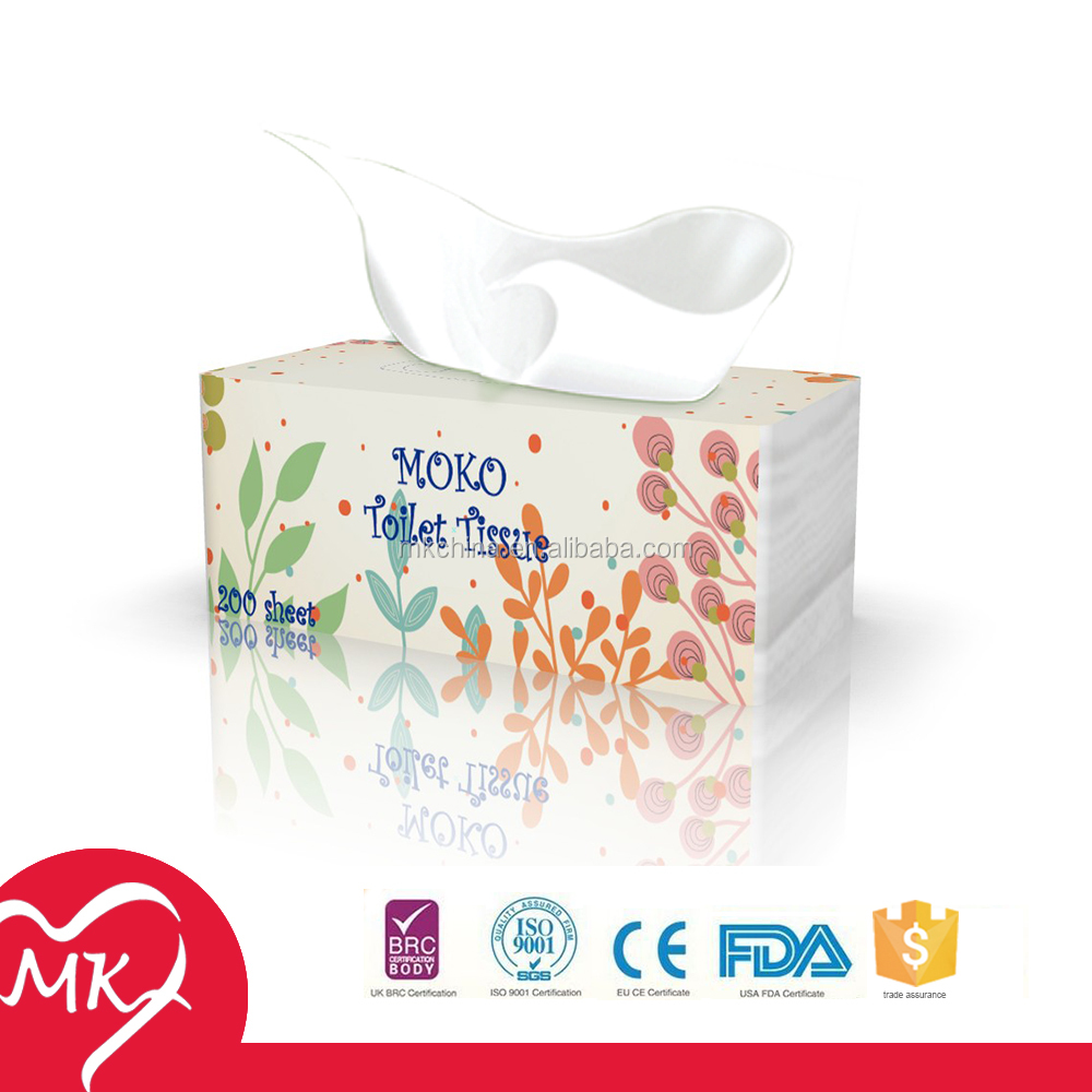 100% virgin wood pulp first-rate quality organic 17gsm fine hotel toilet medical tissue paper