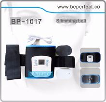 Hot sale body building belt electric muscle stimulation weight loss machine for home