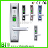 OLED Display European Standard Lock Mortise Finger Print Padlock HF-LA401
