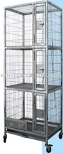 stainless steel cat cage