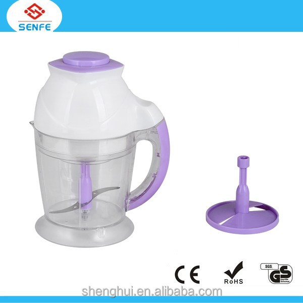 220V commercial electric blender vegetable & meat chopper