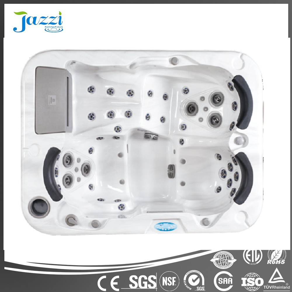 JAZZI Best Fiberglass Luxurious Sex Massage Spa SKT335C