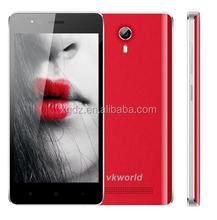 Brand New VKworld F1 Mobile Phone 3G Android 5.1 MTK6580 Quad Core 4.5inch IPS Screen 1GB RAM 8GB ROM WCDMA GPS Smart phone