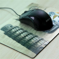 3D lenticular mouse pad for PC, advertising mat, promotion pad