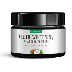 Food Grade Best and Organic Teeth Whitening Powder Activated carbon Charcoal Powder