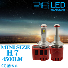 Electric scooter motor H7 Car LED Bulb Auto Fog Driving Headlight Lamp H7 LED Running Lights for Auto light led bulbs