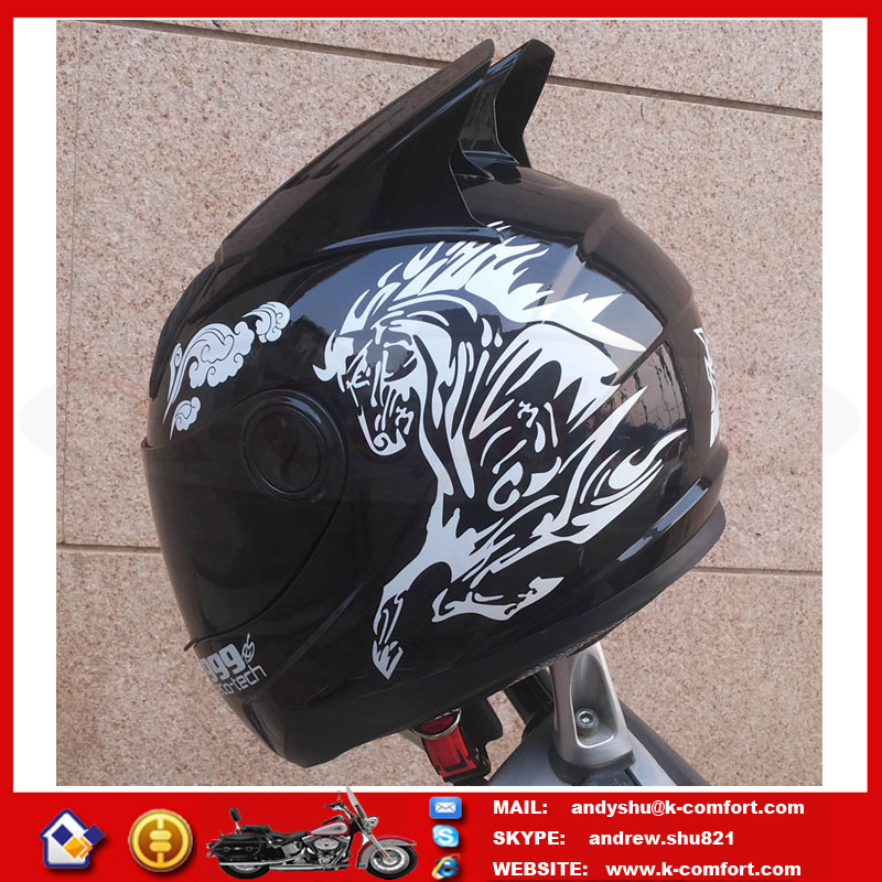 Factory supply High quality kids motorcycles helmet for sale
