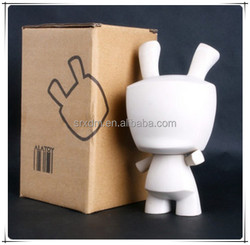 OEM diy vinyl toy for wedding decoration,plastic moulded character toys,blank vinyl toy