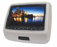9 Inch Removable Back Seat Monitor Headrest DVD Player
