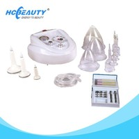 vacuum cups cellulite suction breast machine