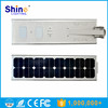 2016 Hot Products China Wholesale 40w all in one led Solar Power Garden Lighting