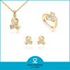 Gold Plated Silver Fashion Jewelry