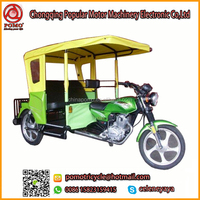 YANSUMI Three Wheel Covered Motorcycle,Electric Tricycle,Tuk Tuk Bajaj