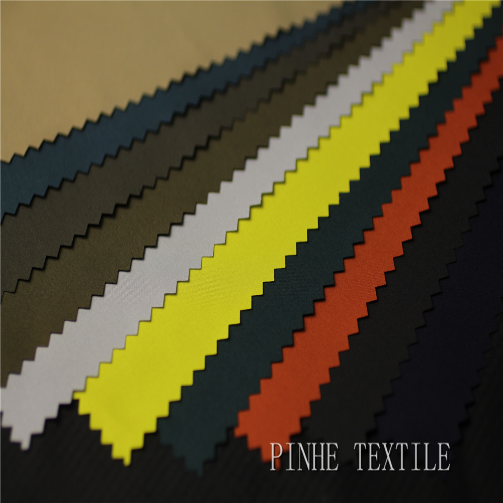 Customized design high quality pongee fabric