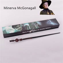 Hot Minerva McGonagall Magic Wand/ Harry Potter Magical Wand/ Colour Gift Box Packing/ Boys Girls Children