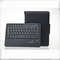 Leather case with detachable bluetooth Keyboard for Samsung Galaxy Tab3 7.0/ P3200 P-SAMP3200CASE006