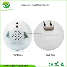 cute design indoor plug-in ultrasonic housefly repeller