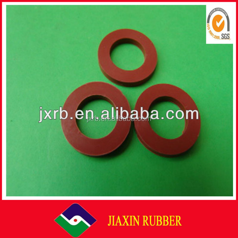 2015 red rubber garden hose washer made in china